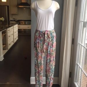 Amy Matto floral pant